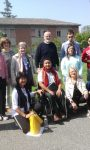 Delegazione birmana in visita all'Anmic