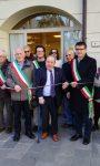 Nuova sede di Langhirano inaugurata alla presenza dei sindaci