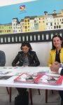 Visita in Anmic delle vicepresidentessa della Regione Elisabetta Gualmini