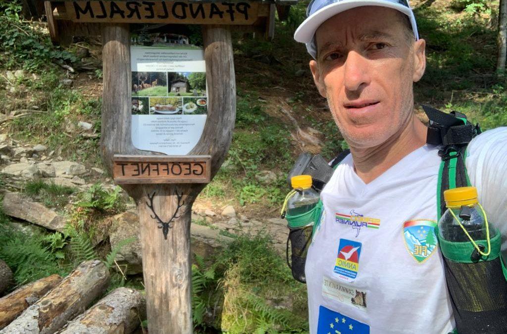 Lorenzo Schia: l'ultrarunner con Anmic Parma sul cuore