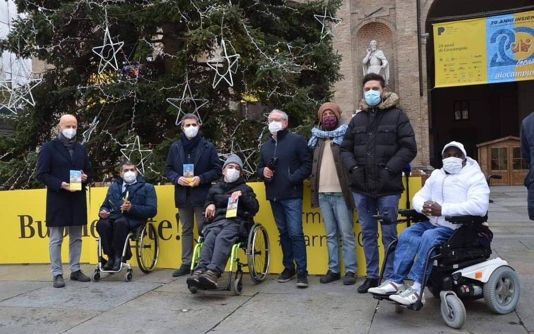 Presentata la nostra guida sul turismo accessibile di Parma e dintorni