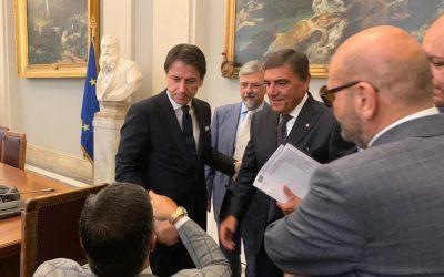 Anmic incontra il premier incaricato Conte
