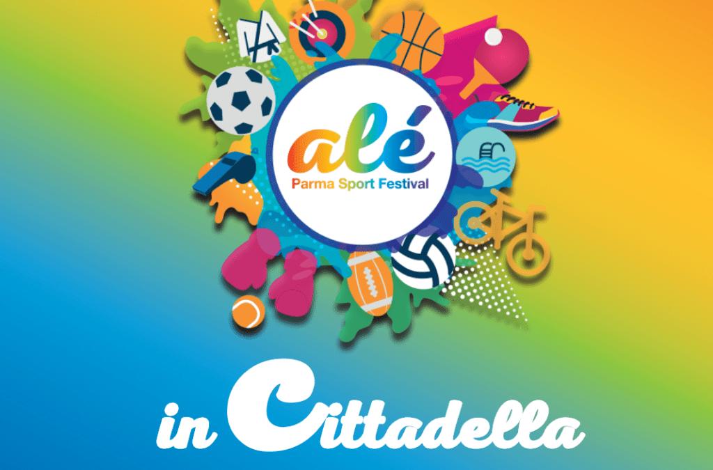 Alé Parma Sport Festival: in Cittadella spazi anche per lo sport per disabili