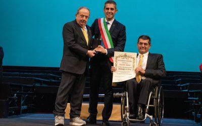 Ad Anmic il Premio Sant'Ilario, medaglia d'oro Città di Parma