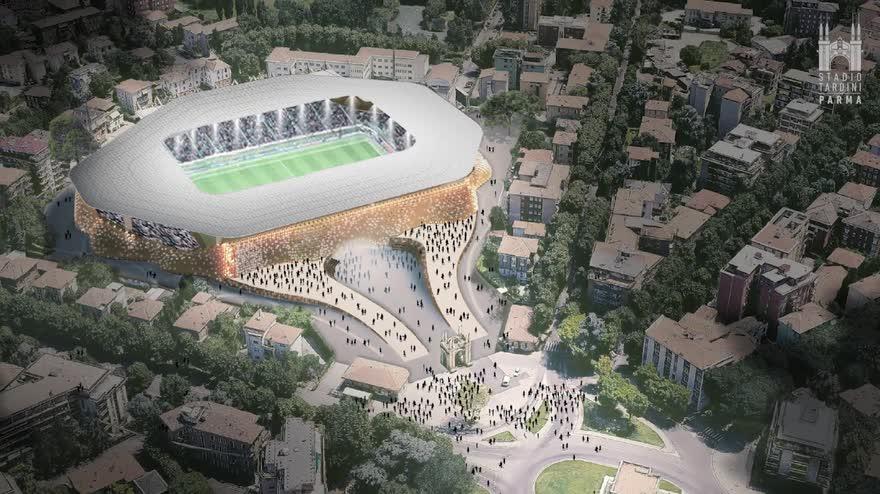Nuovo stadio Tardini: ascoltata Anmic sull'inclusione delle persone disabili
