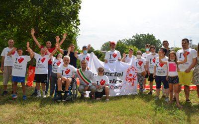 A Parma intitolato un parco a Eunice Kennedy, fondatrice di Special Olympics