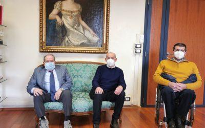 Emergenza sanitaria: il direttore dell'Ospedale incontra Anmic Parma