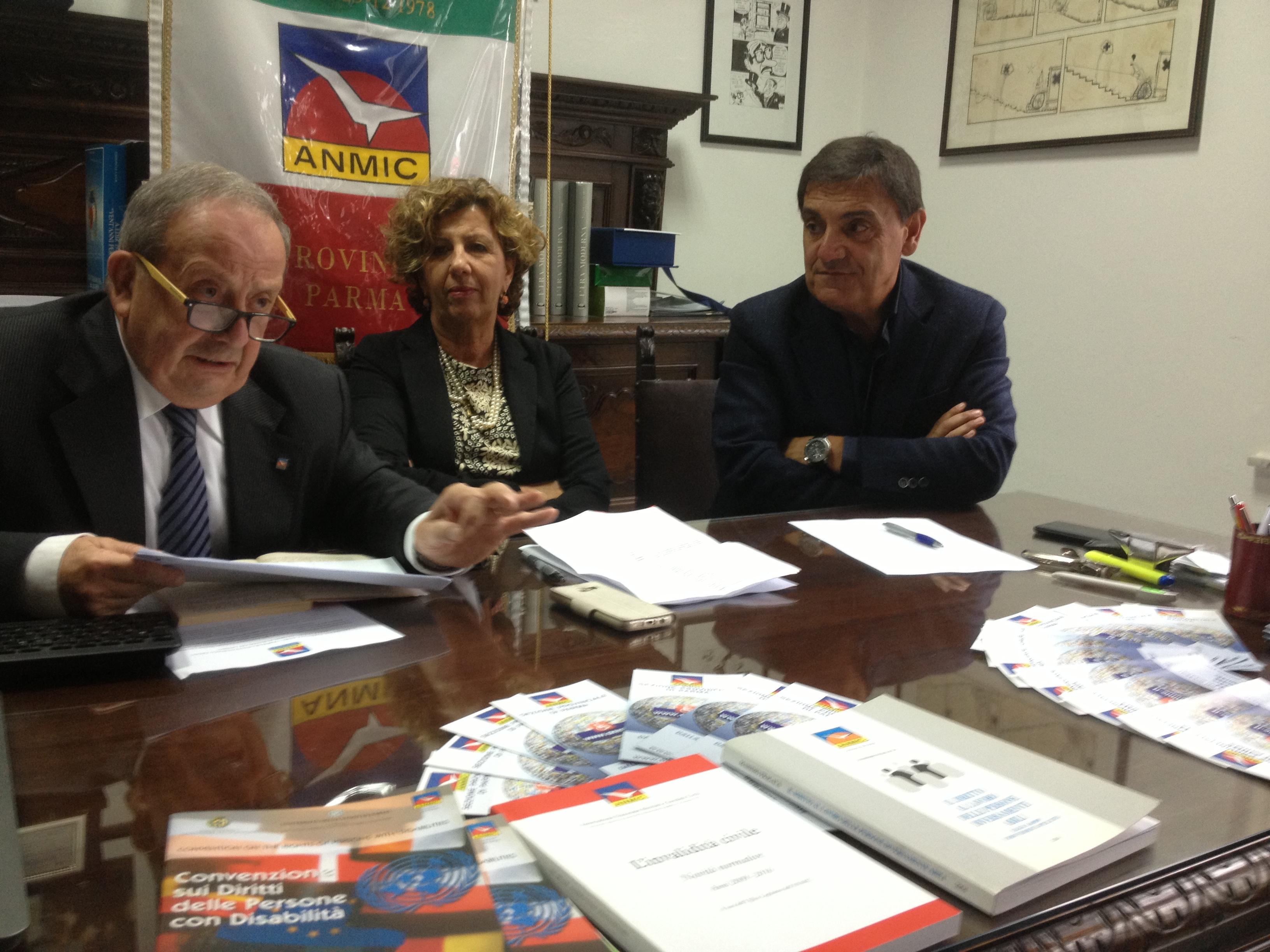 """Pagano a Parma: """"Questa città è chiave per le riforme sul lavoro"""""""