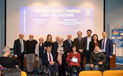 Premio Anmic Parma: bagno di entusiasmo per Dall'Asta e Caronna