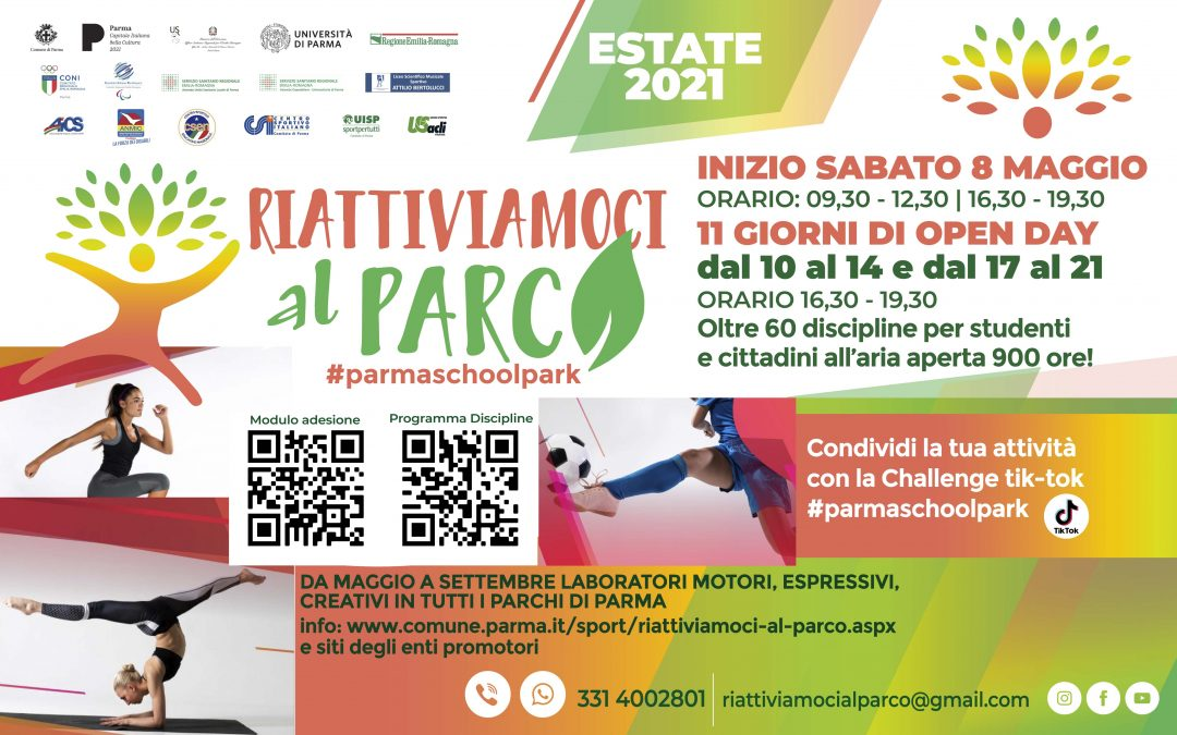 """""""Ri-Attiviamoci al Parco"""": in Cittadella i Giochi Inclusivi Anmic per due settimane"""