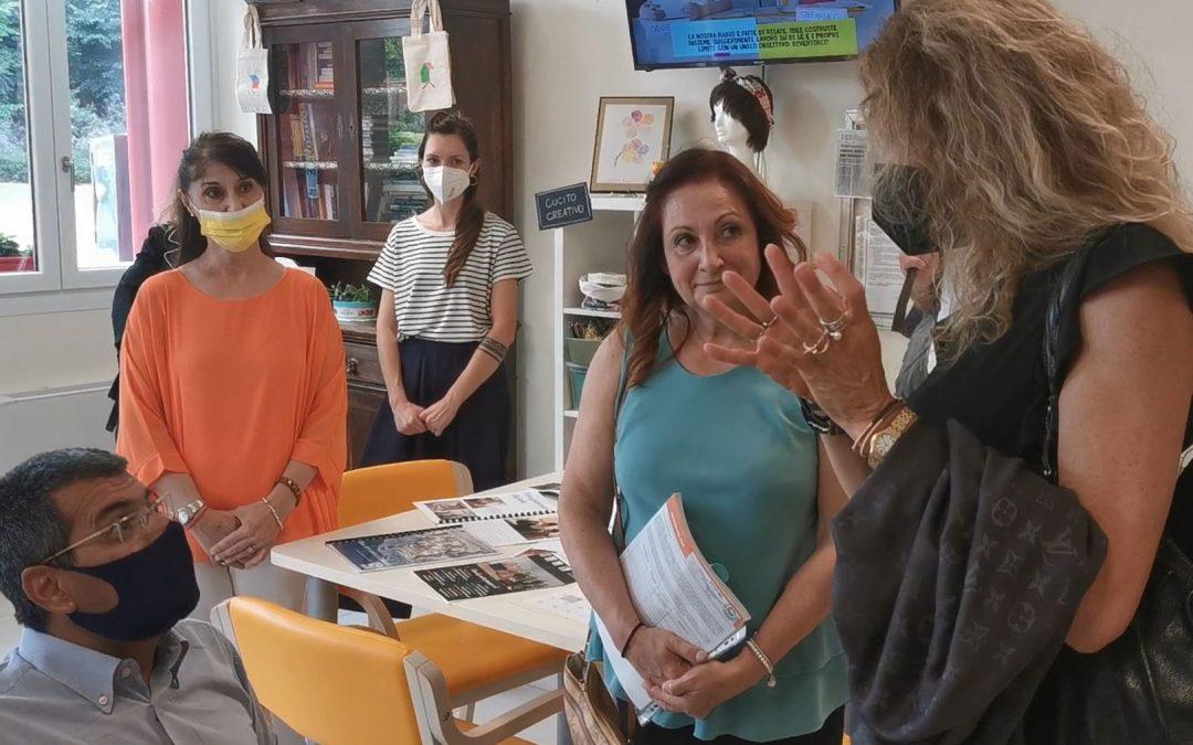 La ministra alla disabilità a Parma: l'incontro con Anmic