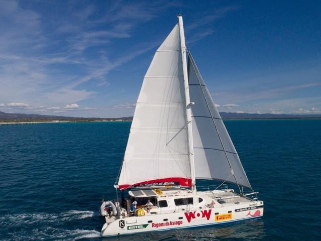 Esperienza da sogno per Anmic sul primo catamarano accessibile al mondo