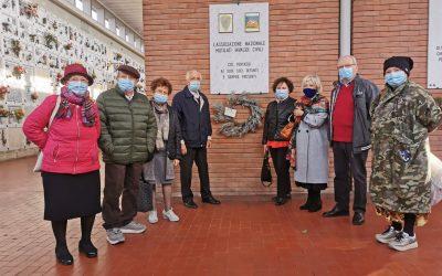 Anmic commemora i soci defunti alla Villetta